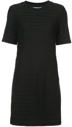 Derek Lam 10 Crosby Short Sleeve T-Shirt Dress