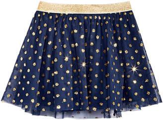 Epic Threads Toddler Girls Glitter-Tulle Skirt