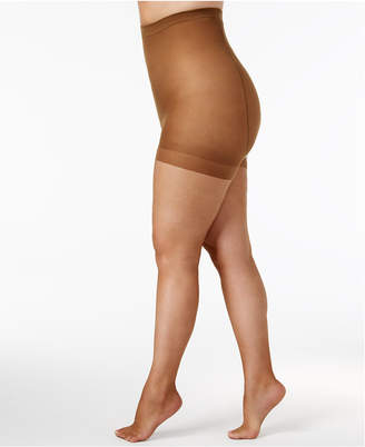 Berkshire Women's Plus Size Ultra Sheer Control Top Hosiery 4411