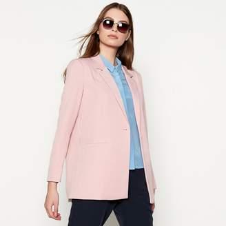 Minimum Pink 'Tara' Blazer