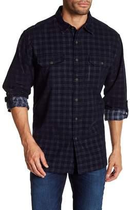 Pendleton Cord Fairbanks Plaid Regular Fit Shirt