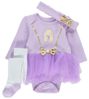 Disney Princess 3 Piece Rapunzel Set