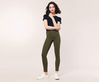 Oasis Lily Zip Skinny Jeans