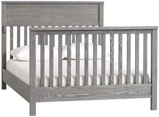 Pottery Barn Kids Charlie 4-in-1 Full Bed Conversion Kit, Smoked Gray