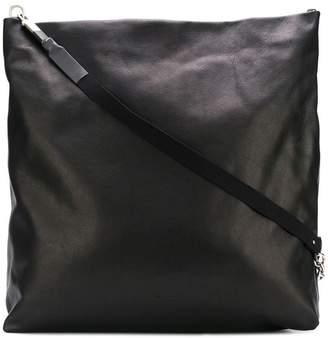 Rick Owens oversized messenger bag