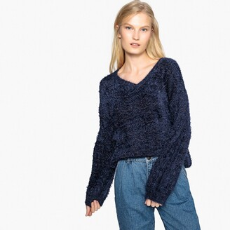 Best Mountain Plain Fluffy Knit Jumper