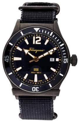Salvatore Ferragamo 1898 Sport Watch