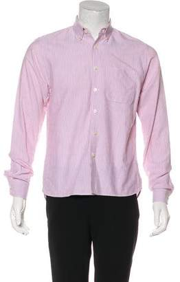 Jack Spade Striped Button-Up Shirt