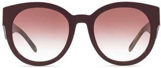 Burberry Women's Round Sunglasses, 54mm