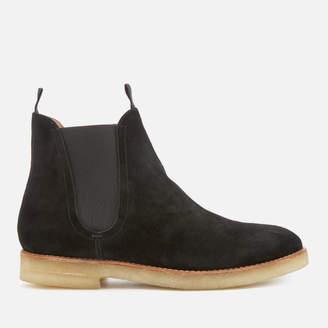 Hudson London Men's Sandgate Suede Chelsea Boots