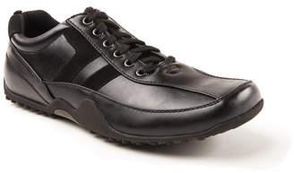 Deer Stags Men's Donald Slip Resistant Oil Resistant Non Marking Dress Comfort Oxford Men's Shoes