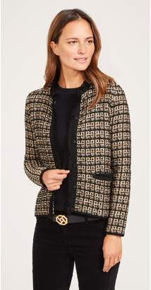 J.Mclaughlin Lotte Tweed Cardigan