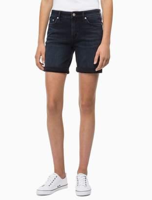 Calvin Klein dark blue city shorts