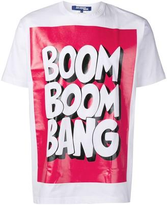 Junya Watanabe 'Boom Boom Bang' T-shirt