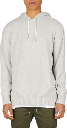 Zanerobe Towel Knit Hooded Sweatshirt