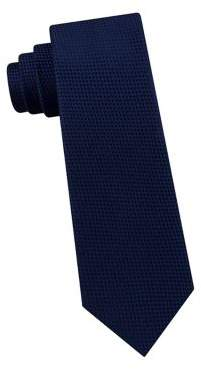 Lord & Taylor Boy's Michael Textured Silk Tie