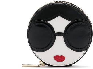 Alice + Olivia (アリス オリビア) - Alice+olivia Staceyface Circular Coin Pouch Keycharm