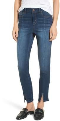 1822 Denim Front Seam Skinny Jeans