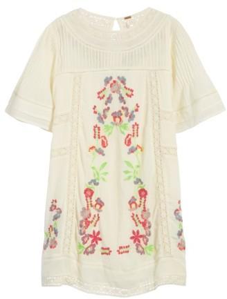 Women's Free People 'Perfectly Victorian' Minidress 5