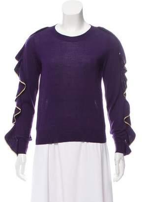Philosophy di Lorenzo Serafini Wool Long Sleeve Sweater