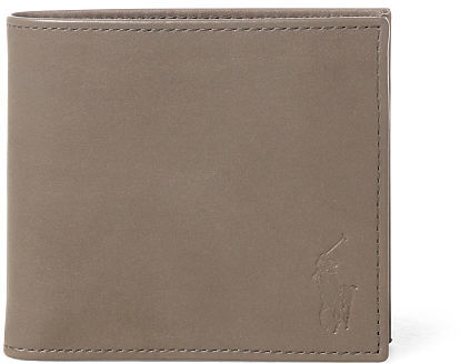 Polo Ralph LaurenPolo Ralph Lauren Leather Billfold Wallet