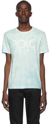 Polo Ralph Lauren (ポロ ラルフ ローレン) - Polo Ralph Lauren POLO Ralph Lauren グリーン 1992 T シャツ