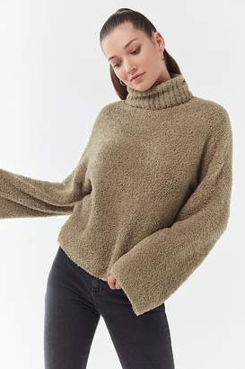Urban Outfitters Cloud Turtleneck Pullover Sweater