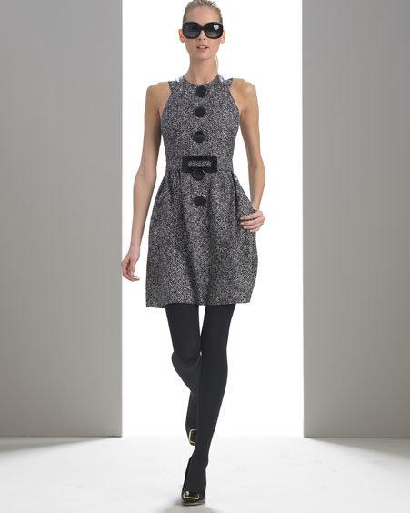 Michael Kors Tweed Dress