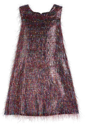 Roxy Rainbow Sparkle Dress, Size 2-6X