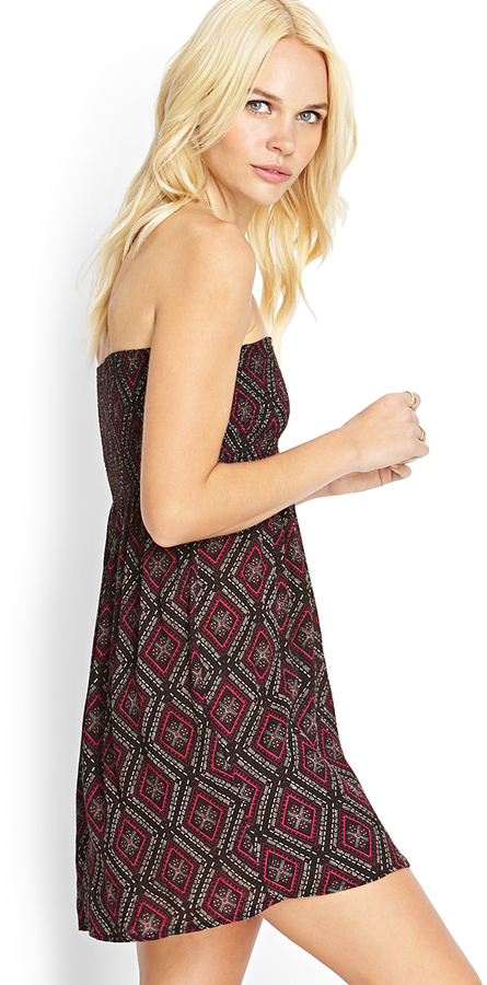 Forever 21 Jersey Knit Maxi Dress