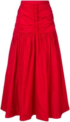 Stella McCartney fitted waist skirt
