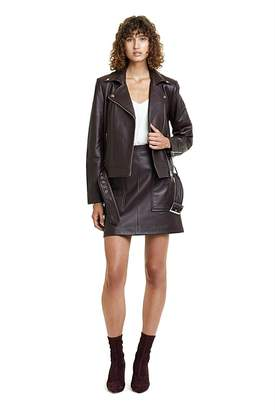 Country Road Leather Biker