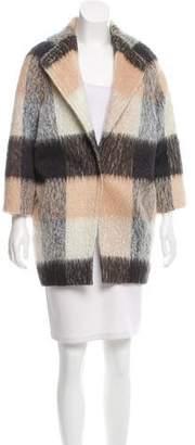 Chloé Mohair-Blend Coat