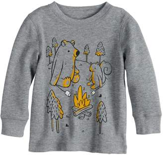 Baby Boy Jumping Beans Thermal Graphic Tee