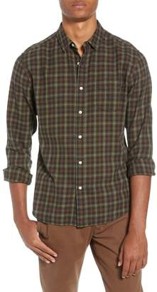 Life After Denim Sherbrooke Slim Fit Plaid Shirt