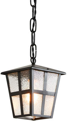 Rejuvenation Elegantly Simple Classic Entryway Lantern Pendant
