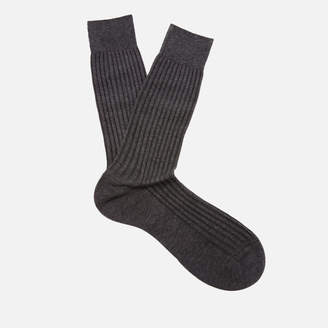 Pantherella Men's Danvers Classic Cotton Socks