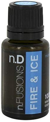 Bogner Fire & Ice Nature's Fusions Essential Oil Blend - Fire & Ice - 15mL by Nature's Fusions