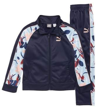 Puma Track Jacket and Pant Set