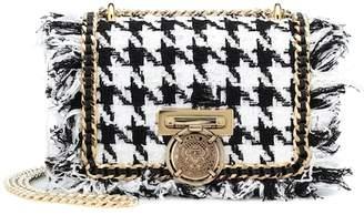 Balmain BBox 20 tweed shoulder bag