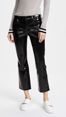J Brand Selena Mid Rise Cropped Pants