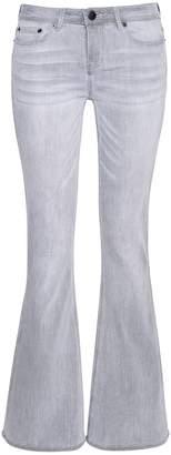 GEORGE J. LOVE Denim pants - Item 42662528GO