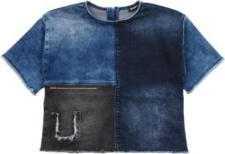 Diesel Denim shirts - Item 38747763HL