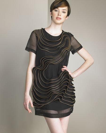 3.1 Phillip Lim Zipper Dress