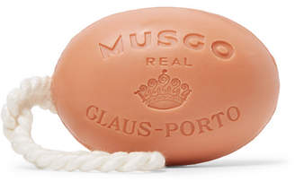 Claus Porto Spiced Citrus Soap On A Rope, 190g
