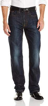 Stetson Men's Modern Straight Leg Jean,36x32