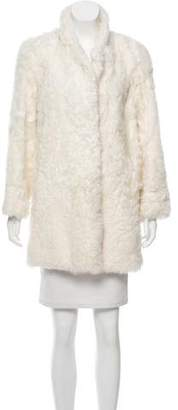 Co Short Fur Coat