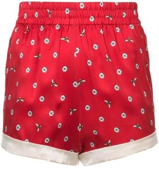 Cheap Visa Payment Edie lounge shorts - Red Morgan Lane Outlet Big Discount UGJQ7Z