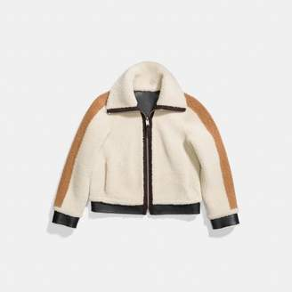 Coach Reversible Shearling Tracksuit
