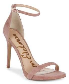 9f500afb5e6d Sam Edelman Pink Synthetic Sole Women s Sandals - ShopStyle